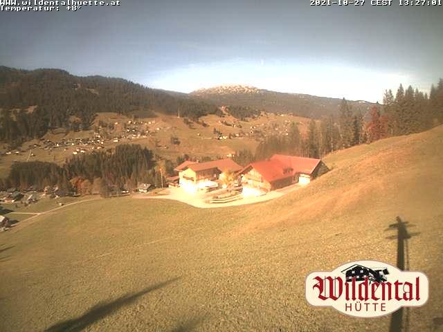 Mittelberg Wildentalhütte